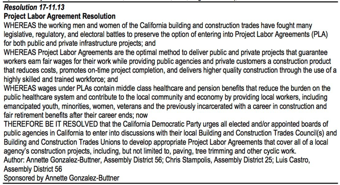 Worker Protest Planned on Friday Morning at California Democratic Party Convention in San Diego